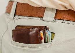 Its better off in your back pocket!