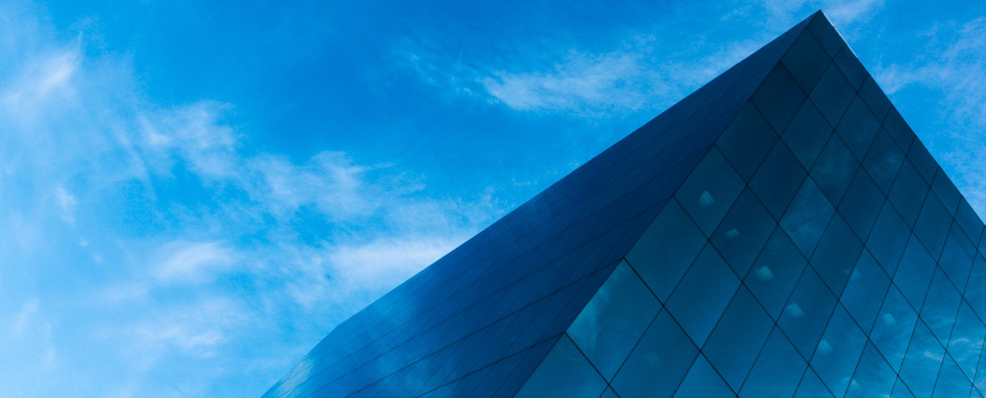 Blue Sky Building – slider